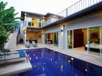 Spacious villa accommodating 12 guests at competitive rental prices