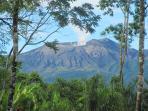Majestic Rincon de la Vieja Volcano - your view