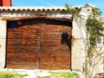 Casa Antignana gate