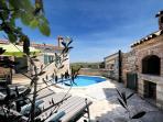 Casa Antignana garden
