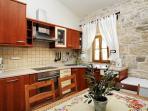 Casa Antignana kitchen