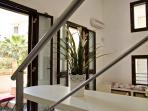 Soggiorno / Vista veranda