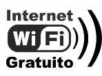 Wifi gratuito. Red propia