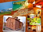 Casa Rural Del Valle Obeso (3 Apartamentos uno por planta)