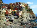Visit the stunning Cinque Terre