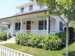 Beautiful Edgartown Village Home with Pool and Central Air Conditioning