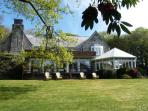 hotel grounds with pub and award winning restaurant, overlooking stunning Four Star grounds and pool