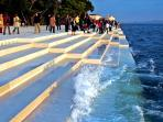 Zadar - Sea organ - 10min drive from apartment