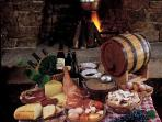 Croatian domestic food