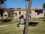 BOUTIQUE VACATION RENTAL  IN VOLTERRA  swimmings pool tennis