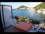 Oleandar(2): terrace