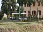 APARTMENT LAVANDA L BOUTIQUE VACATION RENTAL  IN VOLTERRA  swimming pool tennis