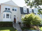 My townhome - has two reserved parking spaces and ample visitor parking nearby.