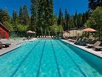 Heated Year Round Pool
