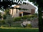 TUSCANY FOREVER GELSOMINO E   max 4 guest BOUTIQUE HOLIDAY RENTAL IN VOLTERRA pool tennis