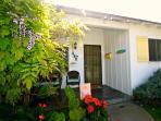 The California Cottage at Windansea  in La Jolla