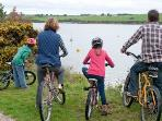 CYCLE THE CAMEL TRAIL  ----   a great day out for  the whole family  --- beautiful scenery !!