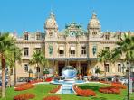 Casino Monaco - very near to our studio