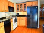Eat-in Granite Kitchen