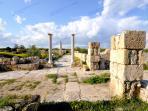 Salamis antic ruins