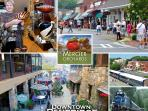 Things to go to in Blue Ridge