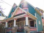 Victorian Painted Lady: Historic Home with lots of local history