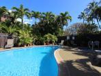 Kihei Resort pool & hot tub