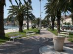 Riva - promenade