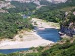 Gardon's gorges