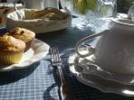 Dettaglio prima colazione