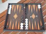 Fancy a game of Backgammon!