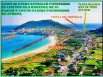 VISTA AEREA DE FISTERRA
