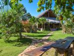 Chalet Tropical Village : view of Chalet 4