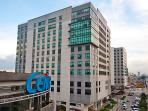 Accessible to the business hub of Eton Centris