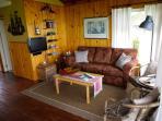 Main Room Vineyard Cottage