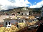 ROOFS from a roof in Quito