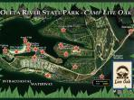 For Family activities - Oleta River State park