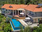 Villa Rocca - Private Fully Serviced Luxury Sea View 5 Bedroom Villa
