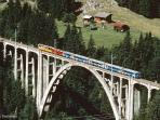 Summer Rental with hourly Rail Access from Zurich International Airport
