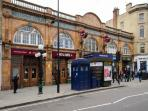 A very short walk to Earls Court tube station DISTRICT AND PICCADILLY LINES