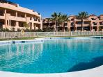 Luxury Holiday Apartments with shared pool and golf nearby