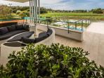 Villa SMRIKVE LOUNGE - terrace view