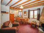 Stable Cottage - Kitchen/Lounge/Dining area, EAST ROSE
