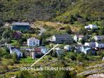 ShoreLark Guest House is located just a couple of minutes walk from the harbour.