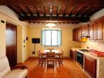 Kitchen of Lavanda apartment