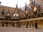Visit of the Hospices de Beaune : a must !