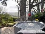 Hot tub hire is available all year round as an optional extra - please enquire