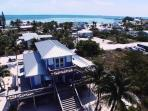 Bimini House aerial shot