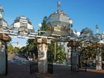 Benalmádena: Parque La Paloma