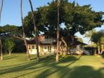 Oceanfront Historic Home in Park Like Setting